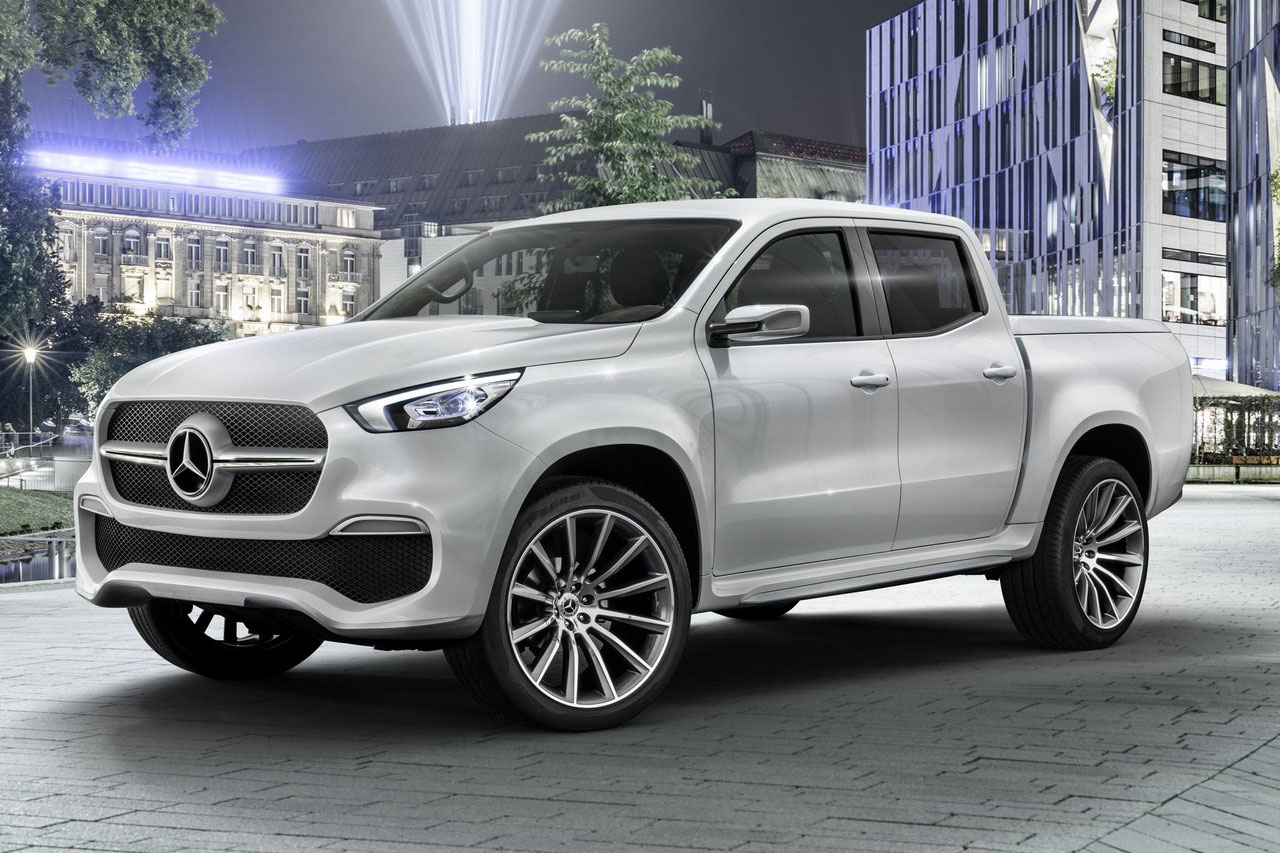 performance chip Mercedes-Benz X-Class