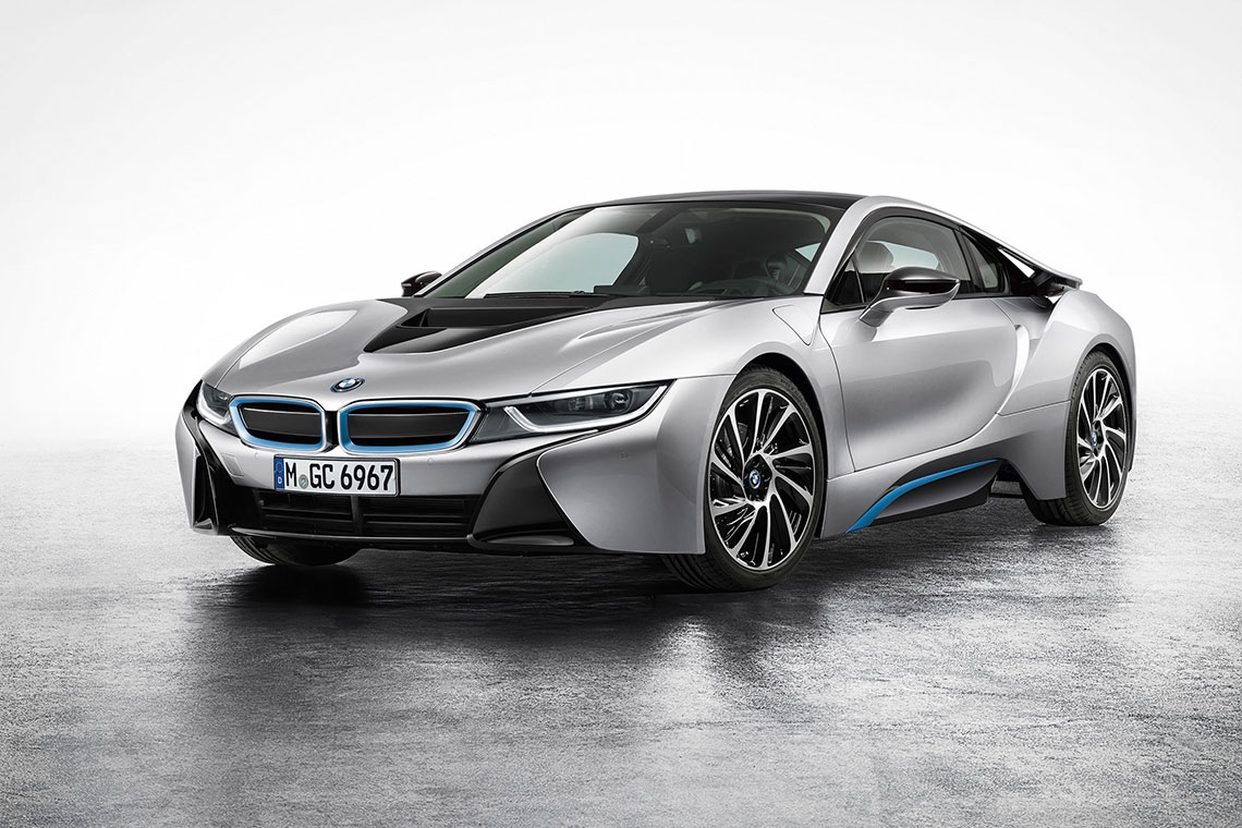 Tuning performance box for BMW i8