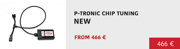 P-Tronic chip tuning : tuning box for diesel and petrol engine