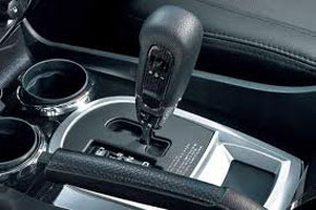 ssangyong automatic gearbox